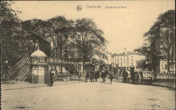 Charleroi Charleroi Ville * /  /
