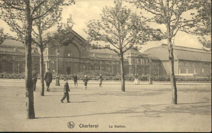 Charleroi Charleroi Station x /  /