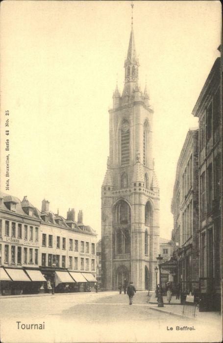 Tournai Tournai Beffroi * /  /