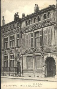 Bar-le-Duc Bar-le-Duc Maison Style Rue Bourg * /  /