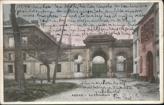 Arras Arras Prefecture x /  /