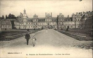 Fontainebleau Fontainebleau Palais  * /  /