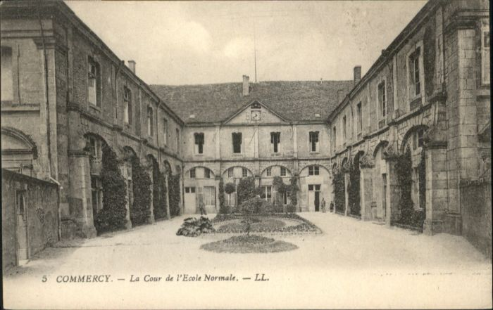 Commercy Ecole Schule Normale *