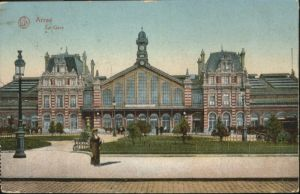 Arras Gare Bahnhof x