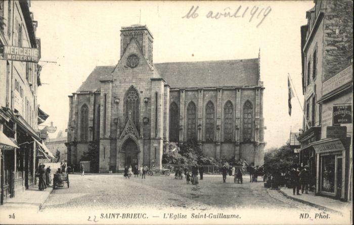 Saint-Brieuc Eglise Saint Guillaume x