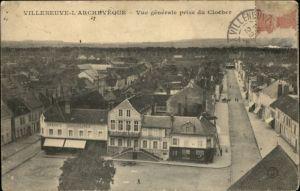 Villeneuve Villeneuve Archeveque Clocher  x /  /