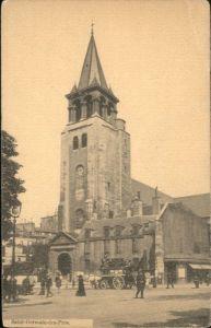 Saint-Germain-des-Pres  *