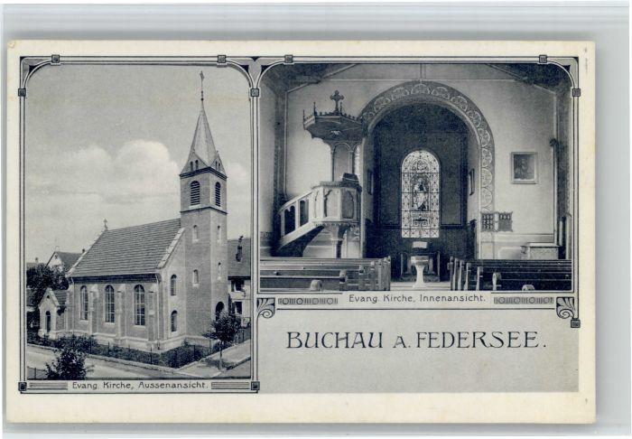 Buchau Buchau Kirche * /  /