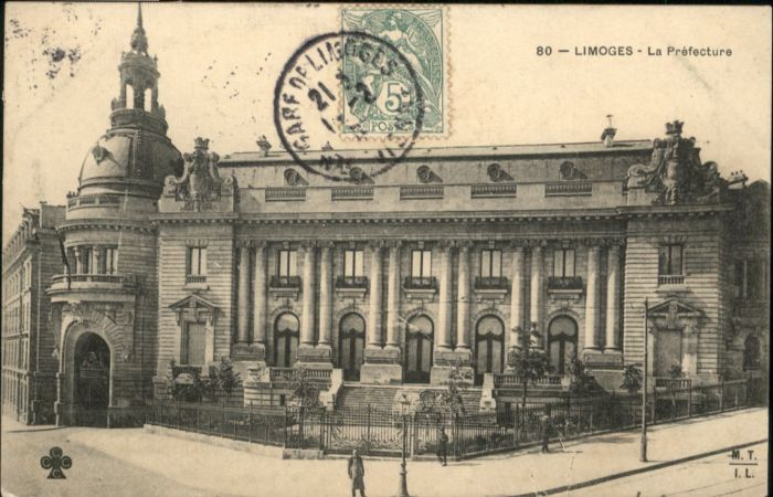 Limoges Prefecture x