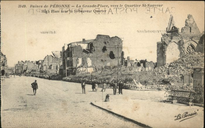 Saint-Sauveur Rine Peronne *