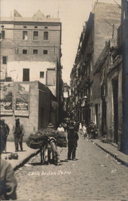 San Pedro Calle *