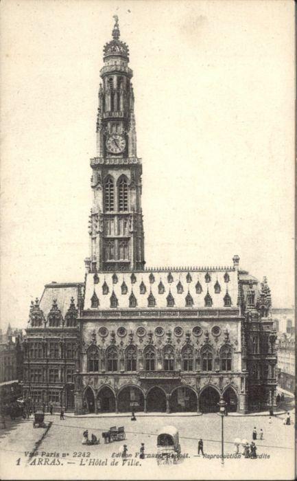 Arras Arras Rathaus * /  /