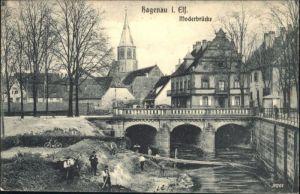 Hagenau Moderbruecke x