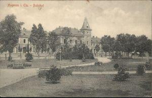 Hagenau Bahnhof x