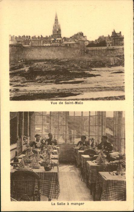 Saint-Malo Salle Manger *