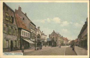 Hagenau Landweg *