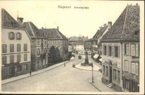 Hagenau Paradeplatz *