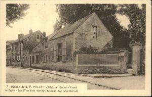 Millet Hous Front *