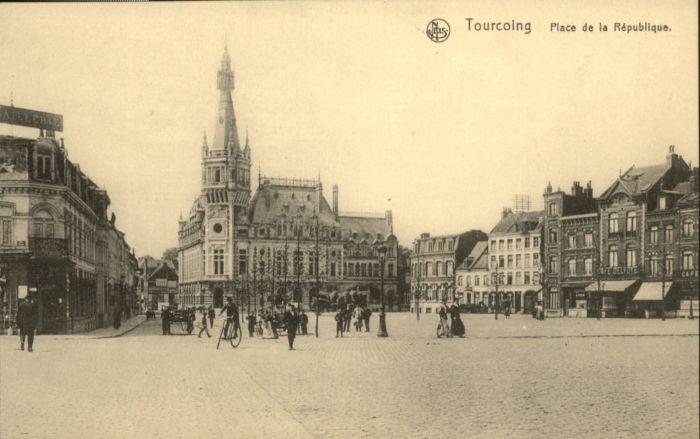 Tourcoing Place Republique *