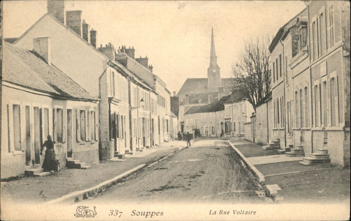 Souppes Souppes Rue Voltaire * /  /