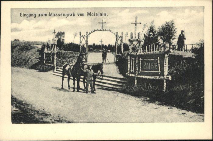 Moislains Massengrab *