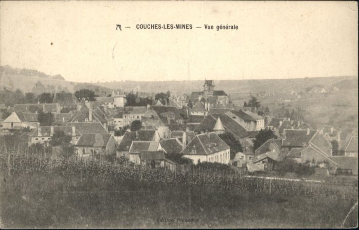 Couches-les-Mines  x