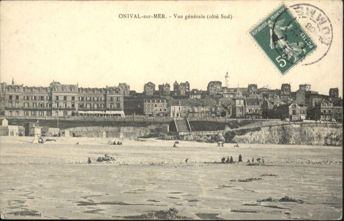 Onival-sur-Mer  x