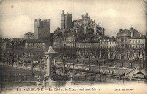 Narbonne le Monument aux Morts *