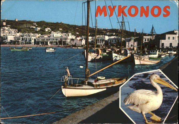 Mykonos Mykonos Pelikan x /  /