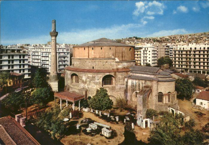 Thessalonika Thessalonika Thessaloniki Church St. George Kirche * / Griechenland /Griechenland