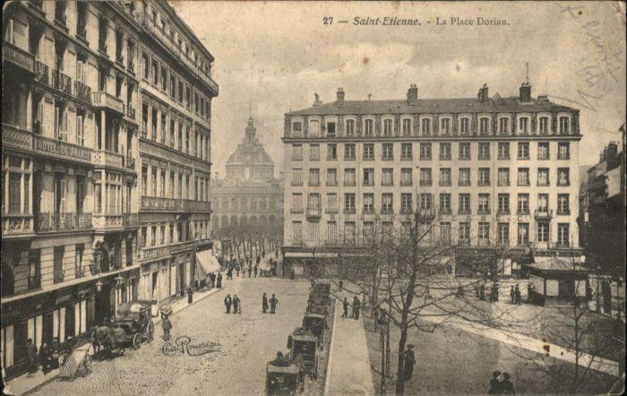Saint-Etienne Place Dorian Kutsche x
