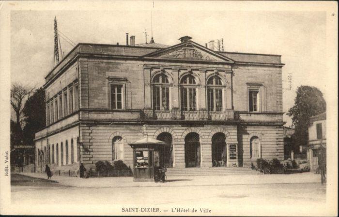 Saint-Dizier Hotel de Ville *