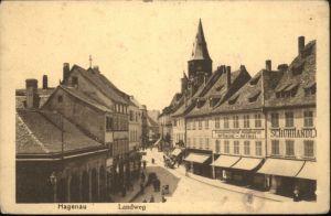 Hagenau Landweg  x