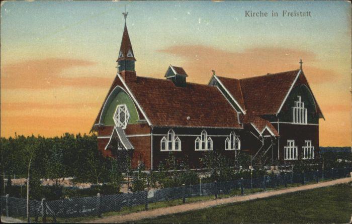 Freistatt Freistatt Kirche * /  /