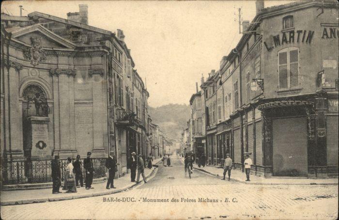 Bar-le-Duc Monument Freres Michaux *