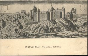 Culan Culan Cher Ancienne Chateau * /  /