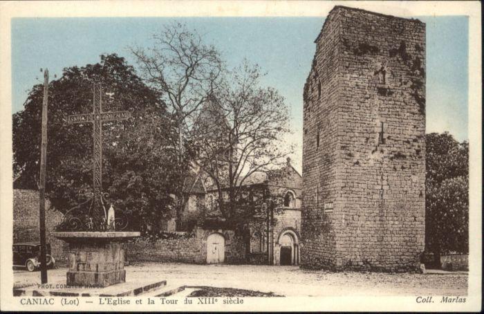 Caniac L'Eglise la Tour  *