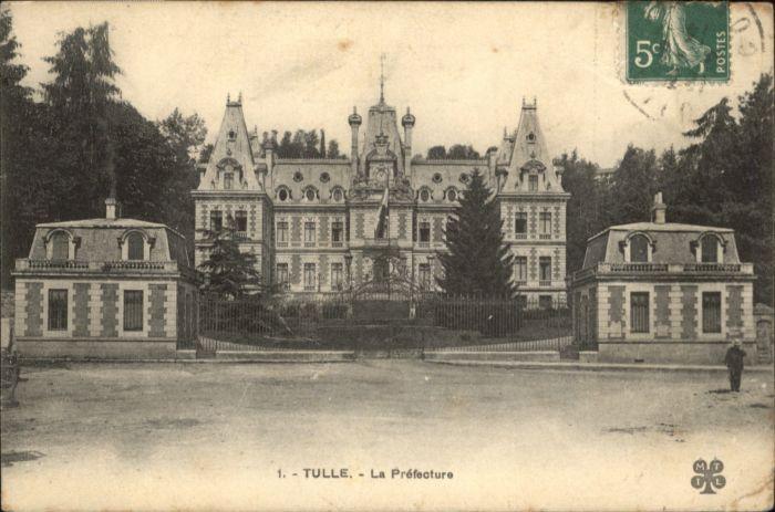 Tulle Prefecture x