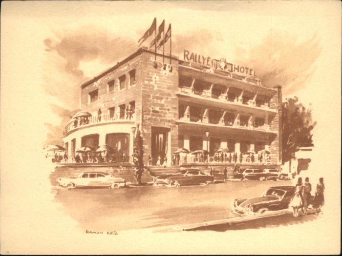 Figueras Gerona Rallye Hotel *