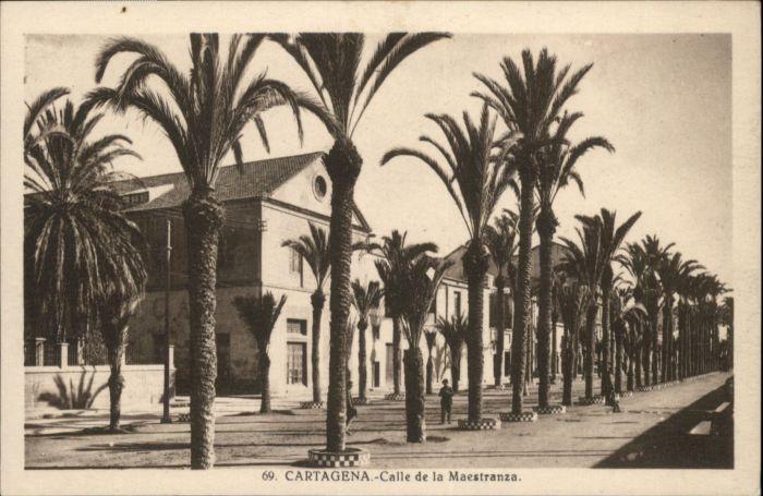 Cartagena Calle Maestranza *