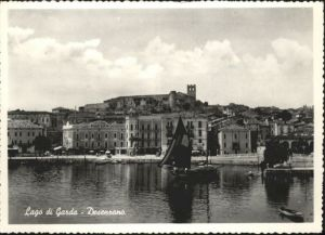 Desenzano Desenzano Lago Garda Schiff * / Italien /Italien