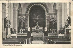Neusatz Neusatz Kloster Kirche  x /  /