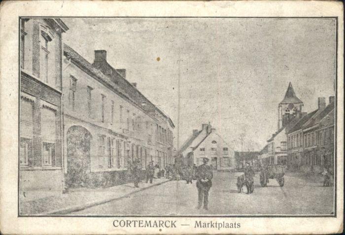 Cortemarck Marktplaats x