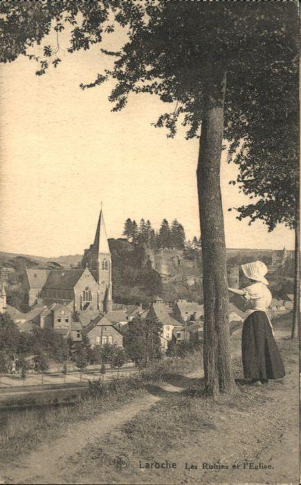 Laroche Ruines Eglise x