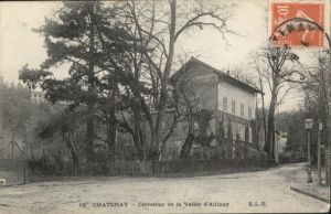 Chatenay Carrefour de la Vallee d'Aulnay x