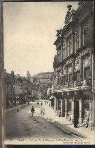 Bar-le-Duc Theatre la Rue Rousseau *
