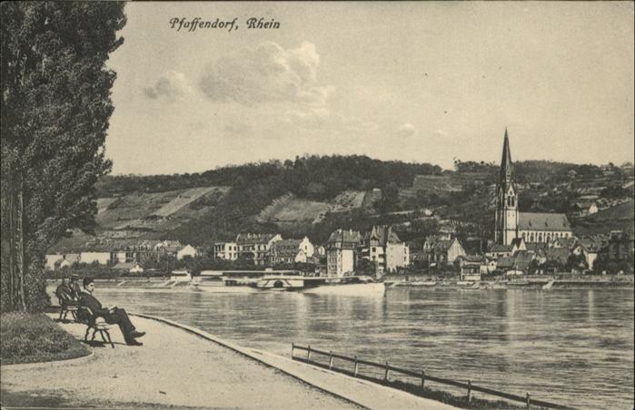 AK / Ansichtskarte Pfaffendorf  *