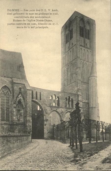 Damme Kerk  *