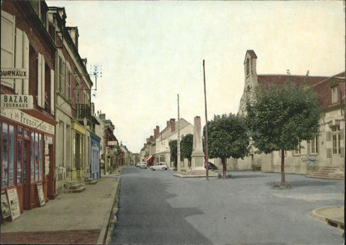 Charny Grande Rue *