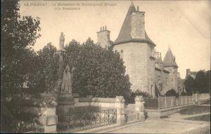 Le Folgoat Monument Monseigneur Freppel /  /